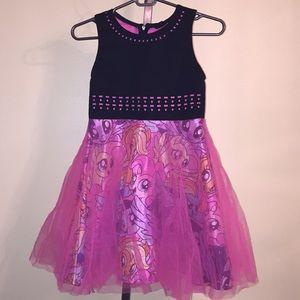Girls My little Pony Dress Size 14.